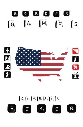 9781507811566: Border Games