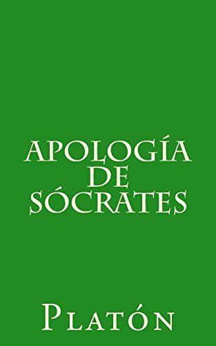 9781507812815: Apología de Sócrates (Spanish Edition)