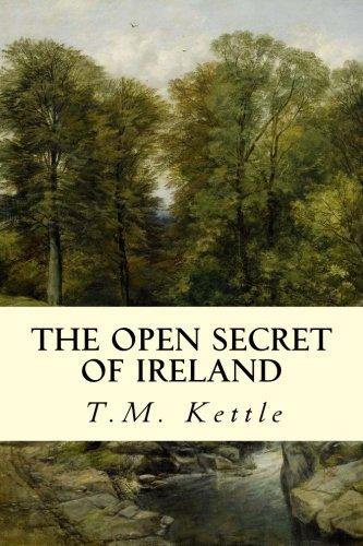 9781507823965: The Open Secret of Ireland