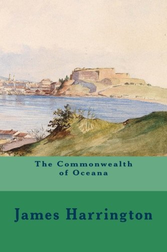 9781507824108: The Commonwealth of Oceana
