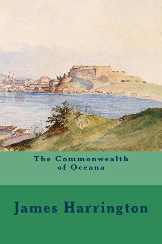 9781507824108: The Commonwealth of Oceana