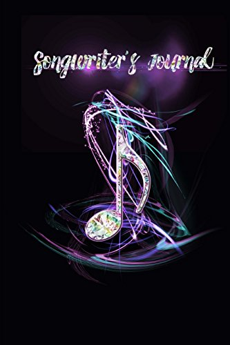 Songwriter s Journal: A Beautiful Journal for: Anneline Sophia