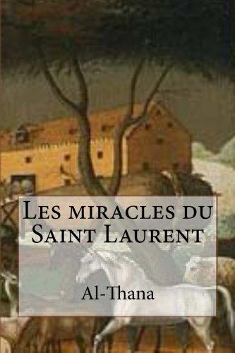 9781507826898: Les miracles du Saint Laurent