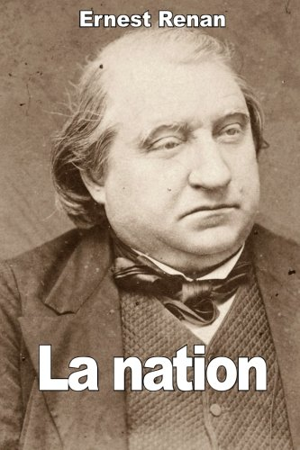 9781507827093: La nation (French Edition)