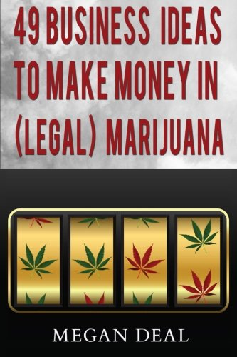49 Business Ideas to Make Money in (Legal) Marijuana: Megan Deal