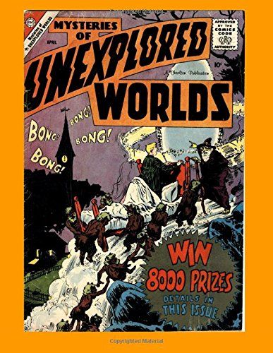 9781507847091: Mysteries Of Unexplored Worlds #12: April 1959