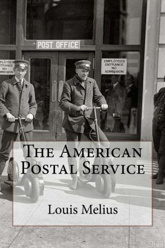 9781507850336: The American Postal Service