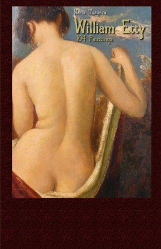 9781507855942: William Etty: 104 Paintings