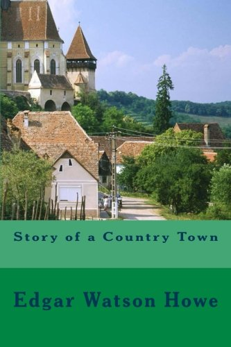 9781507861868: Story of a Country Town