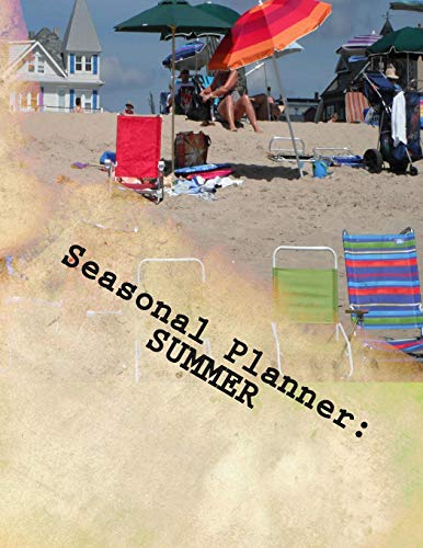 9781507866849: Seasonal Planner: SUMMER: 100 Undated Pages