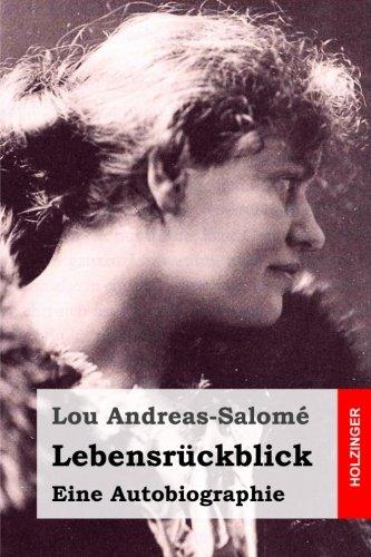 9781507870853: Lebensrückblick: Eine Autobiographie (German Edition)