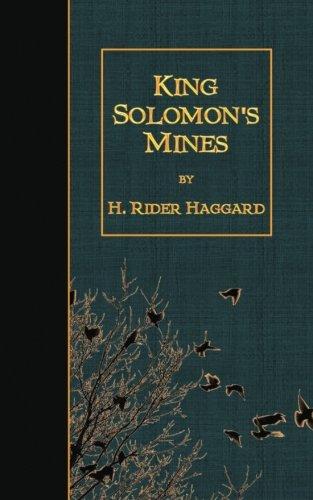 9781507871843: King Solomon's Mines