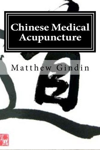 Chinese Medical Acupuncture: A Brief Introduction: Gindin, Matthew