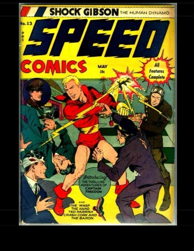 9781507877098: Speed Comics #13: Action! Mystery! Thrills!