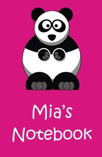 9781507890400: Mia's Notebook