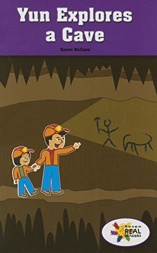 9781508116080: Yun Explores a Cave (Rosen Real Readers: Stem and Steam Collection)