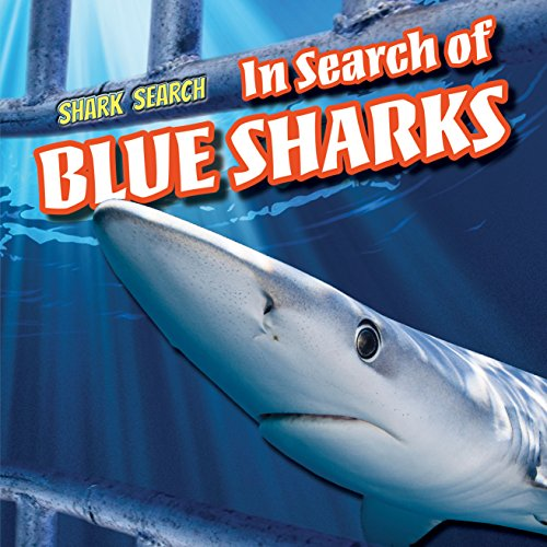 9781508143314: In Search of Blue Sharks (Shark Search)