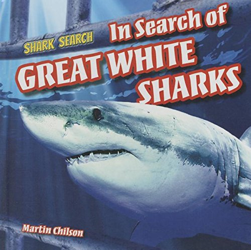 9781508143413: In Search of Great White Sharks (Shark Search)