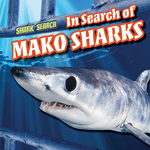 9781508143437: In Search of Mako Sharks (Shark Search)