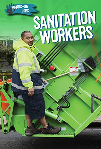 9781508143710: Sanitation Workers (Hands-On Jobs)
