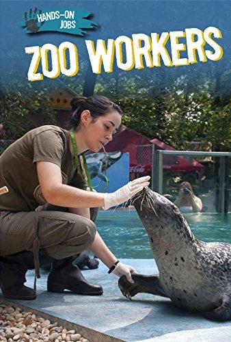 9781508143758: Zoo Workers (Hands-On Jobs)