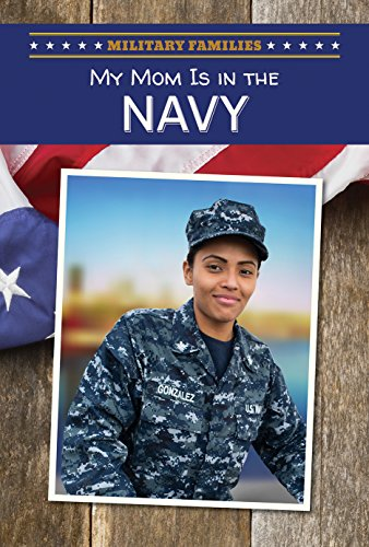 9781508144380: My Mom Is in the Navy (Military Families)