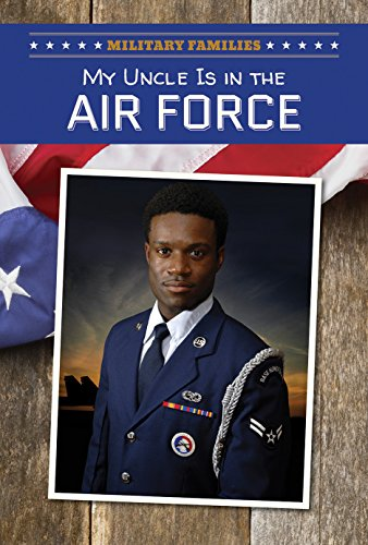 9781508144557: My Uncle Is in the Air Force (Military Families)