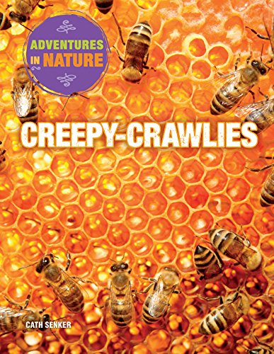 9781508145790: Creepy-Crawlies (Adventures in Nature)