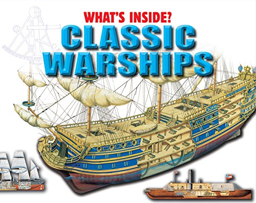 9781508146070: Classic Warships (What's Inside?)