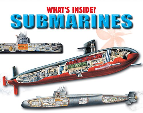 9781508146155: Submarines (What's Inside?)