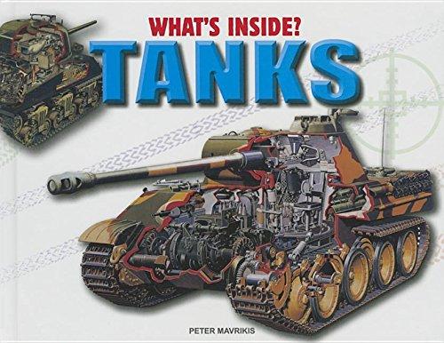 Tanks (What's Inside?): Mavrikis, Peter