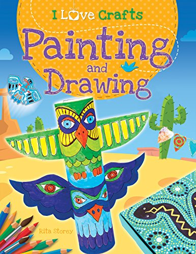 9781508150725: Painting and Drawing (I Love Crafts)