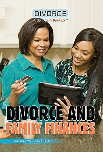 Divorce and Family Finances (Library Binding): Viola Jones