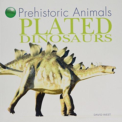 9781508190349: Plated Dinosaurs (Prehistoric Animals)