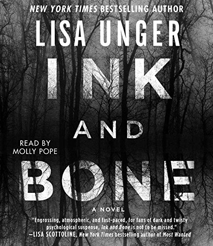 Ink and Bone (Compact Disc): Lisa Unger