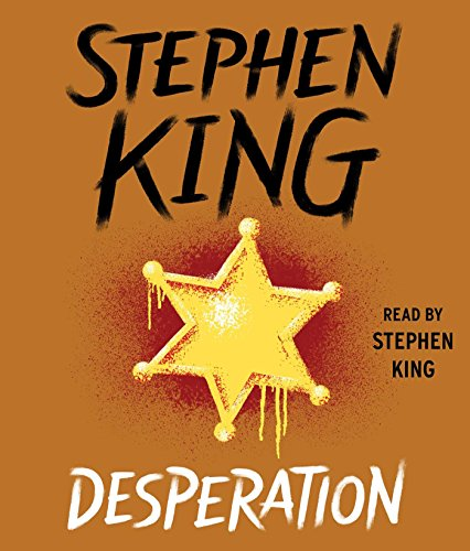Desperation (Compact Disc): Stephen King