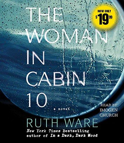 The Woman in Cabin 10 (CD/Spoken Word)