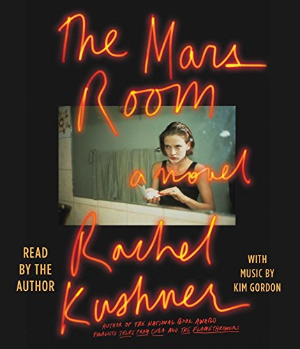 Book Cover: The Mars Room: A Novel
