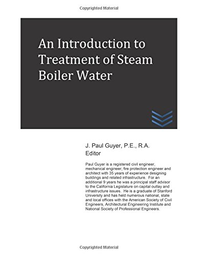 9781508400400: An Introduction to Treatment of Steam Boiler water