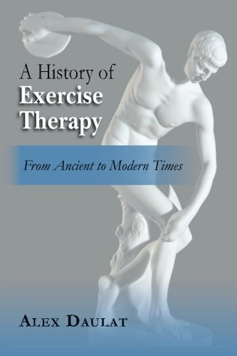 9781508417798: A History of Exercise Therapy: From Ancient to Modern Times
