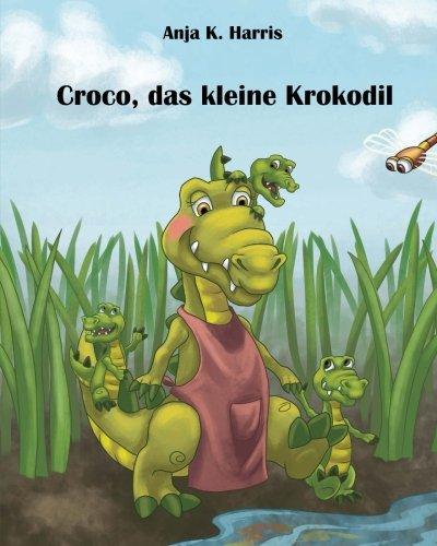 9781508442622: Croco, das kleine Krokodil