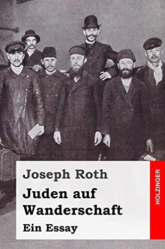 9781508444565: Juden auf Wanderschaft