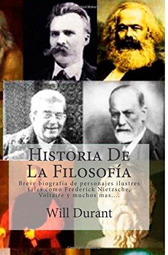 9781508446903: Historia De La Filosofía (Spanish Edition)