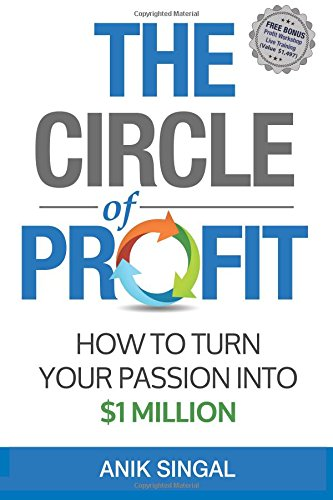 9781508458661: The Circle of Profit: How To Turn Your Passion Into $1 Million