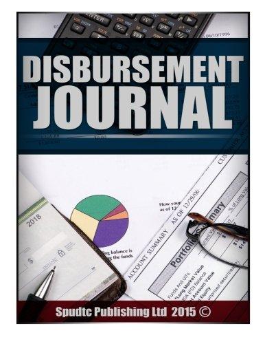 9781508461357: Disbursement Journal