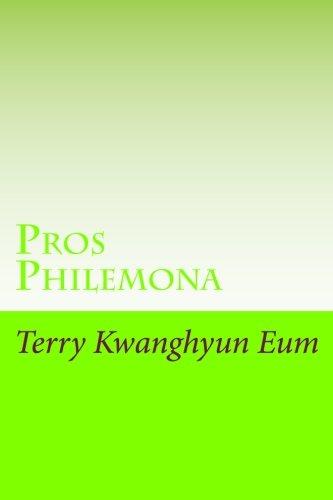 Pros Philemona: Eum, Terry Kwanghyun