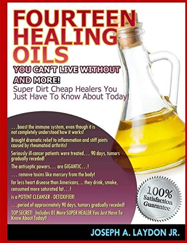 Fourteen Healing Oils You Can?t Live Without: MR Joseph a