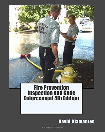 9781508481171: Fire Prevention Inspection and Code Enforcement 4th Edition