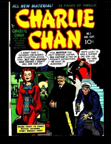 Charlie Chan #2: World Famous Detective: Therrian, Kari A; Company Inc., Crestwood Publishing