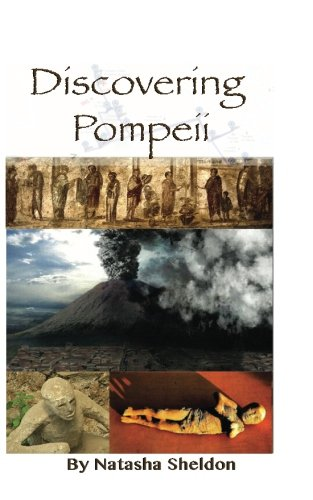 9781508486060: Discovering Pompeii: Three Tours Through Pompeii's History: Black and white Edition